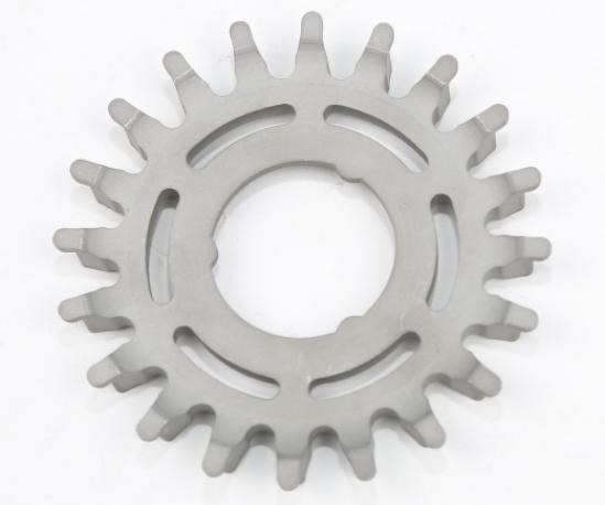 Aluminum machining parts