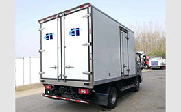 Refrigerated truck parts